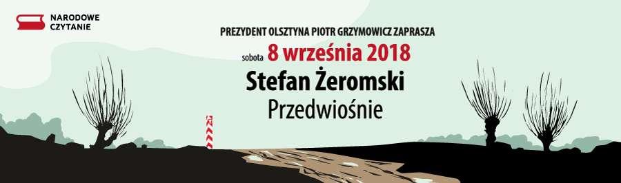 Narodowe Czytanie w Olsztynie - full image