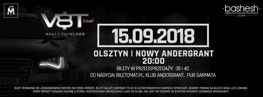 Marcin Kali Gutkowski w Olsztynie - full image
