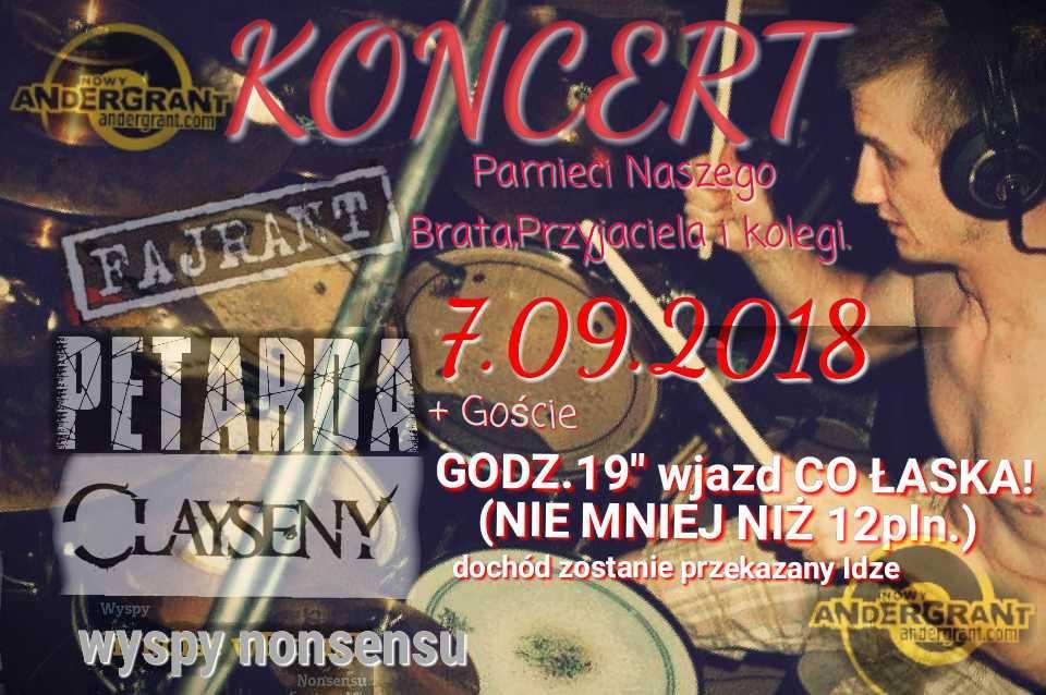 Koncert Dla Sławka Kani
