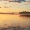 Zdjęcie Tygodnia. Mglisty poranek nad jeziorem