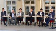 Kandydaci na prezydenta Olsztyna dyskutowali o Starym Mieście [GALERIA, VIDEO]