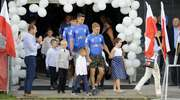 Ruszyła nowa podstawówka w Elblągu. Rok szkolny zainaugurowali na stadionie [zdjęcia]