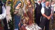 Wczoraj rolnicy świętowali na Dożynkach diecezjalnych Diecezji Ełckiej w Gołdapi.