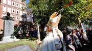 Olsztyński pomnik księdza Zinka został oficjalnie odsłonięty [ZDJĘCIA, VIDEO]