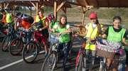 Wycieczka rowerowa Nowe Miasto Lubawskie – Radomno uczniów SP2