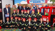 """""""Ognik"""" otwarty w Komendzie Powiatowej Państwowej Straży Pożarnej w Barotoszycach"""