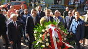 Premier Mateusz Morawiecki  w Ostródzie. Pamięć o bohaterach i spotkanie z młodzieżą