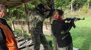Najlepsza w strzelaniu w Rynie była Gabriela Ligiżyńska