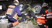 Nocne zmagania ratowników medycznych [ZDJĘCIA]