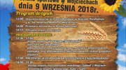 Dożynki gminy Bartoszyce w Wojciechach