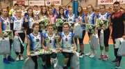 Kadetki SMS Ostróda bezkonkurencyjne na turnieju w Gdańsku