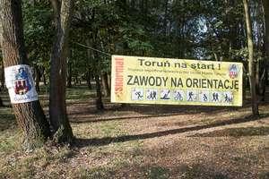 Uczniowie SP w Tuszewie na Błoniach Nadwiślańskich w Toruniu