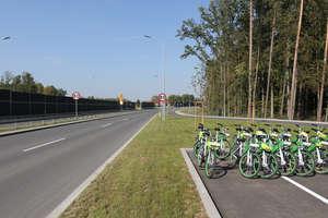 Nowa droga do obwodnicy Olsztyna oficjalnie otwarta [VIDEO, ZDJĘCIA]