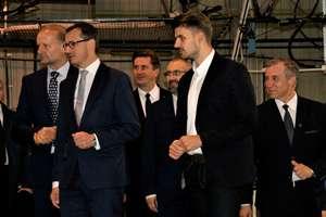 """Premier Morawiecki w """"Krossie"""""""