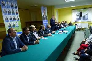 Wójt Krzysztof Harmaciński ruszył z kampanią wyborczą
