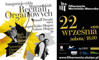 Inauguracja Mistrzowskich Recitali Organowych