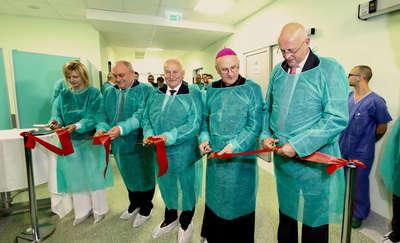 Uroczystość otwarcia Sali Hybrydowej w Wojewódzkim Szpitalu Specjalistycznym w Olsztynie [VIDEO,GALERIA]
