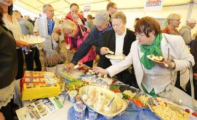 Do Olsztyna zjadą miłośnicy najszlachetniejszych wyrobów mleczarskich. Powód? 7 Ogólnopolskie Święto Sera