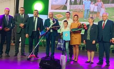 Marlena i Wojciech Wydorscy — wzorowi rolnicy z Biskupca Pomorskiego