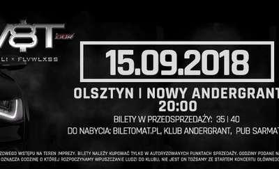 """Marcin """"Kali"""" Gutkowski w Olsztynie"""
