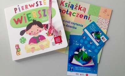 Mała Książka - Wielki Człowiek. Wyprawki książkowe dla trzylatków!
