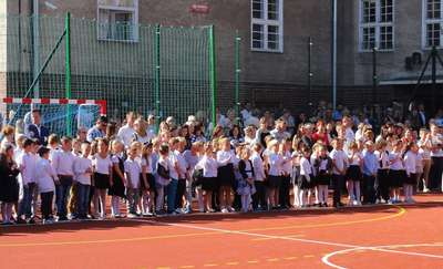 Rozpoczęcie roku szkolnego w Lidzbarku Warmińskim