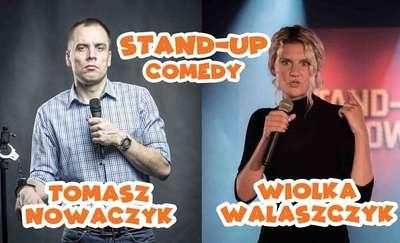 Damsko-męski stand-up na reszelskiej scenie