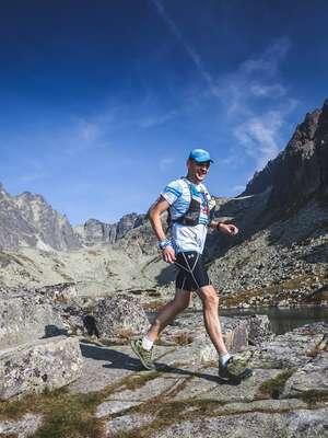113,5 km biegiem po Tatrach! Iławianin pokonał niezwykle wymagający ultramaraton [WIDEO, ZDJĘCIA, PIĘKNE WIDOKI]