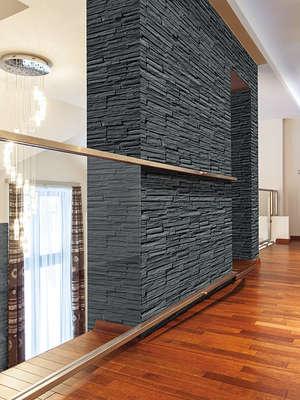 Porady Bricomarche: Odrobina luksusu w domu, czyli kamień dekoracyjny