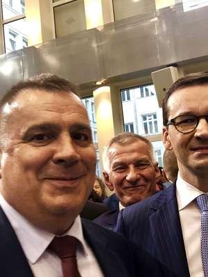 Chciałbym żeby ludzie wracali do Lidzbarka — Rozmowa z Mirosławem Litwinem, kandydatem Prawa i Sprawiedliwości na Burmistrza Lidzbarka Warmińskiego.
