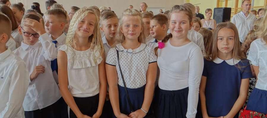Rozpoczęcie roku szkolnego w Zespole Szkół nr 2 w Działdowie