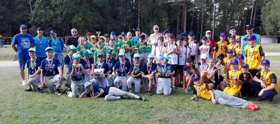 Uczestnicy IX Puchar Grunwaldu