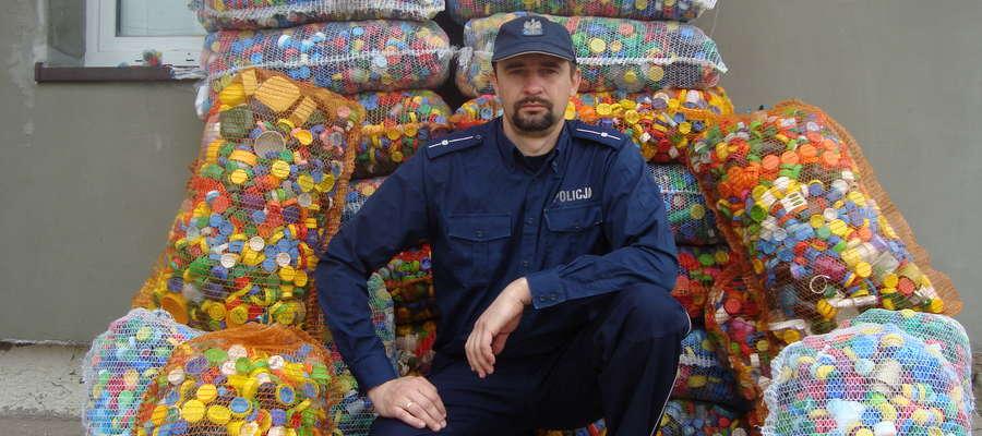 Mł.asp. Adam Trzonkowski