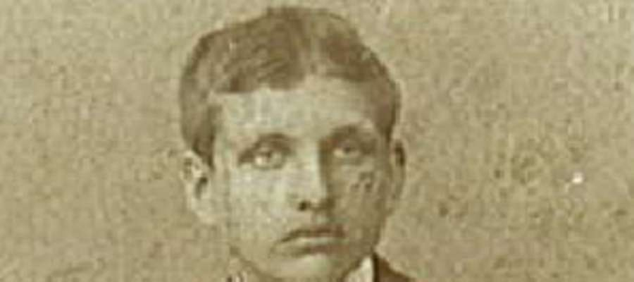 August Popławski. Westfalia, 1899 rok.