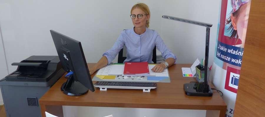 Magdalena Grabska specjalistka ds. ubezpieczeń i księgowości zaprasza do nowo otwartego biura w Iławie przy ul. Dąbrowskiego 36