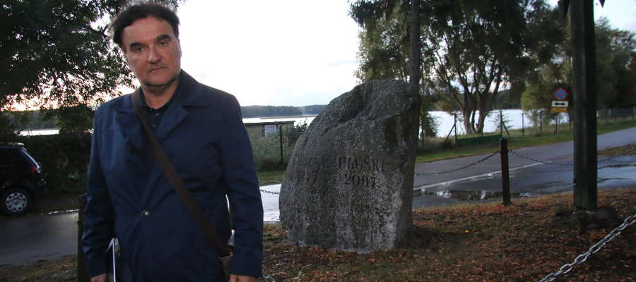 Rafał Szczepański: Ważne, by o Popławskim dowiedzieli się  i turyści, i młodzi mieszkańcy regionu