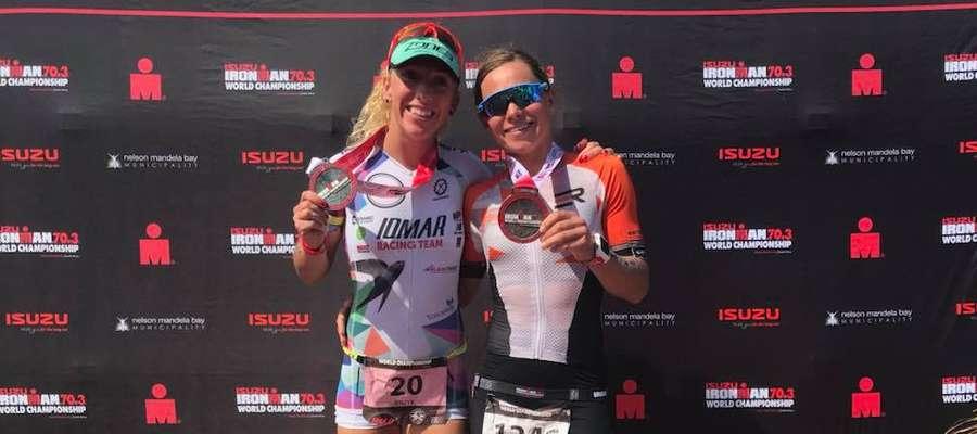 Dla Ani Lechowicz (z prawej) to największy do tej pory sportowy sukces