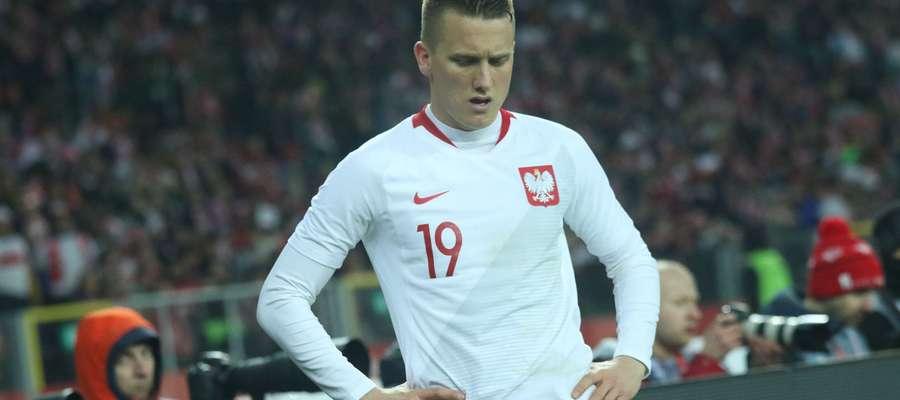 Piotr Zieliński strzelił w Bolonii gola 1:0