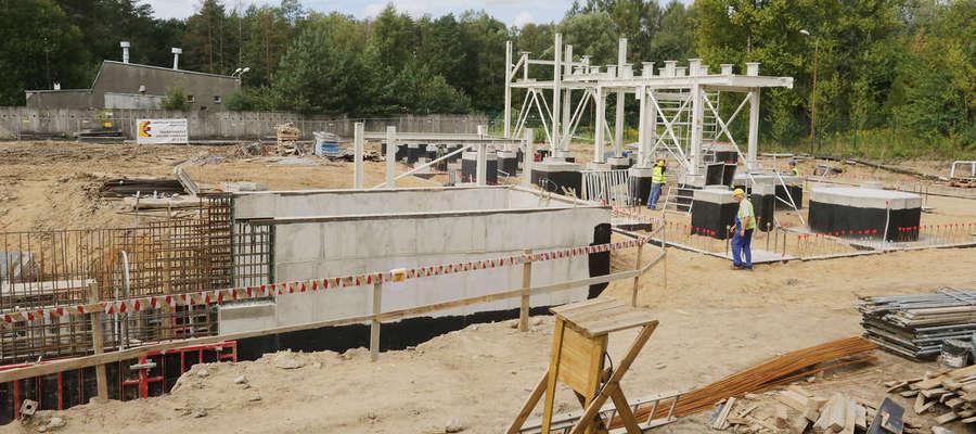 Budowa ciepłowni na biomasę Kortowo BIO
