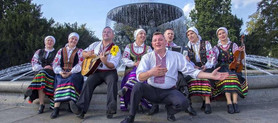 Morąscy Łemkowie od dwunastu lat  dzielą się  piosenką