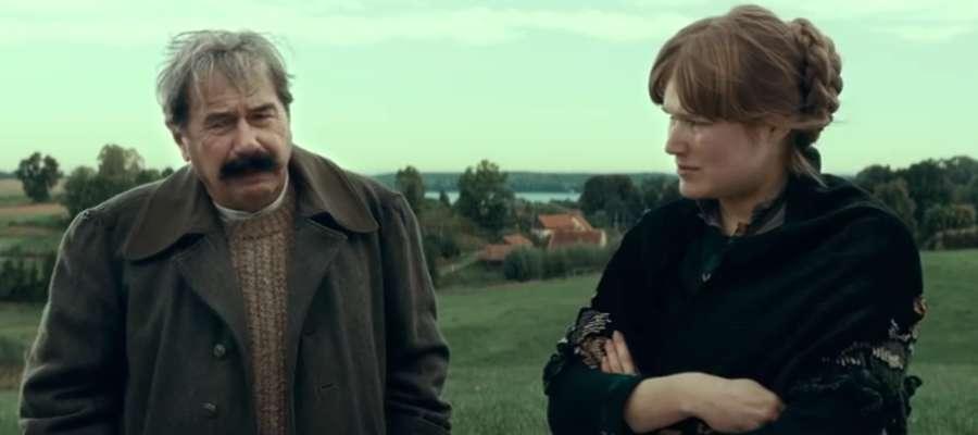 """Kadr z filmu """"Kamerdyner"""" Filipa Bajona"""