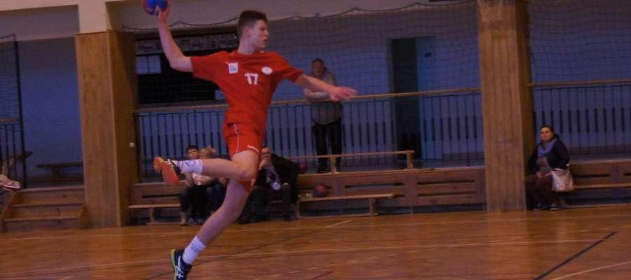 16-letni Igor Graczyk został powołany do reprezentacji Polski juniorów młodszych