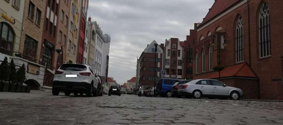 Stare Miasto, ulica Rybacka