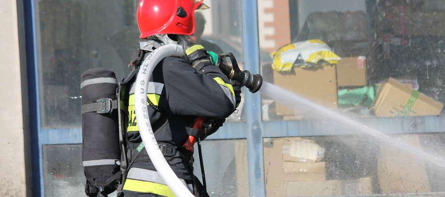 Chcesz zostać zawodowym strażakiem? Złóż dokumenty