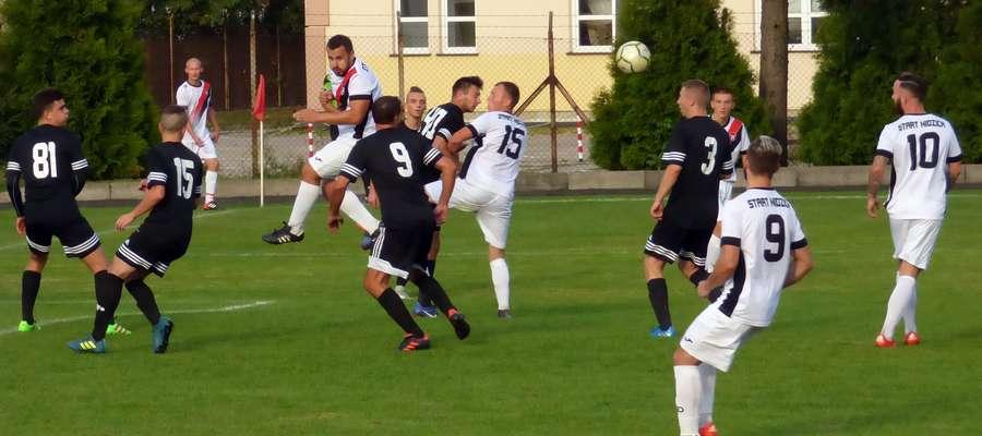 Po słabej grze piłkarze Startu Nidzica zaledwie zremisowali z Fc Dajtki (Olsztyn)