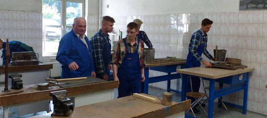 W ramach projektu w CKZiU powstaną cztery nowe pracownie do praktycznej nauki zawodu