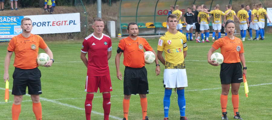 Drużyny GKS-u Wikielec i Olimpii II Elbląg spotkały się już w rozgrywkach ligowych: w Wikielcu padł bezbramkowy remis