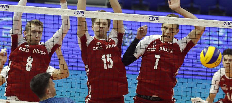 Polska - Argentyna 2:3