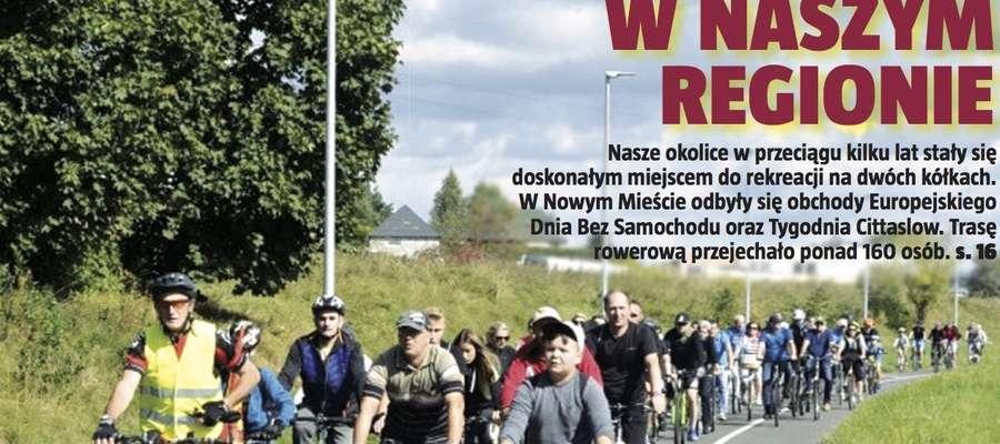 """W piątek, 21 września, można będzie kupić nowy numer """"Gazety Nowomiejskiej"""""""
