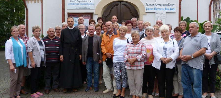 70-cio osobowa grupa diabetyków przebywała w Truskawcu